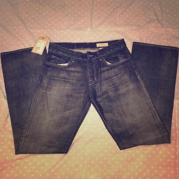 H\u0026M Jeans | Mens Hm Bootcut Jeans 3x34